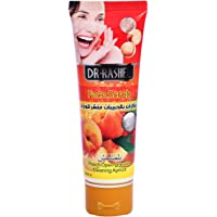 Dr. Rashel Peach and Apricot Facial Scrub with Collagen for Face, 80 ml