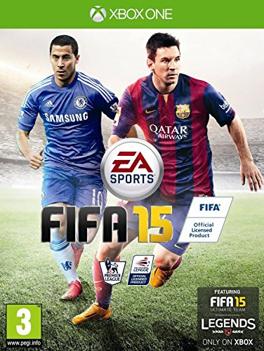 xbox one console with fifa 15 - 1