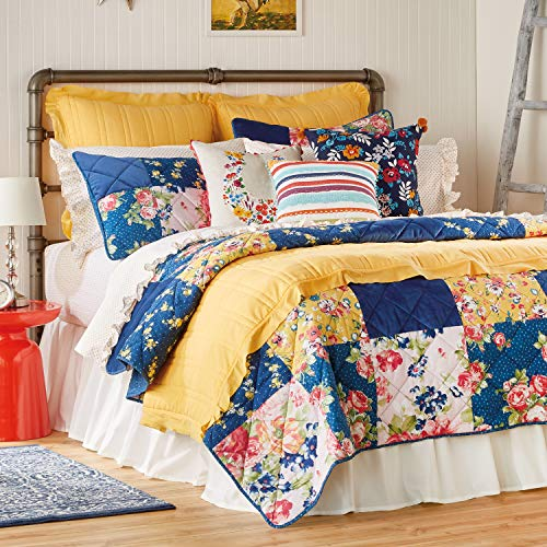 The Pioneer Woman Paige Patchwork Quilt (King)
