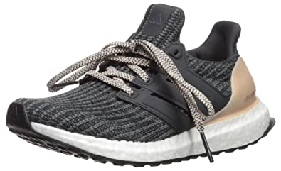 Adidas Women's Ultraboost w Road Running Shoe, Grey Five/Carbon/Ash Pearl,