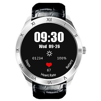 """OOLIFENG Monitor de Pulso cardiaco Reloj Inteligente 3G Cuatro nucleos 1,39"""" Android 5.1"""
