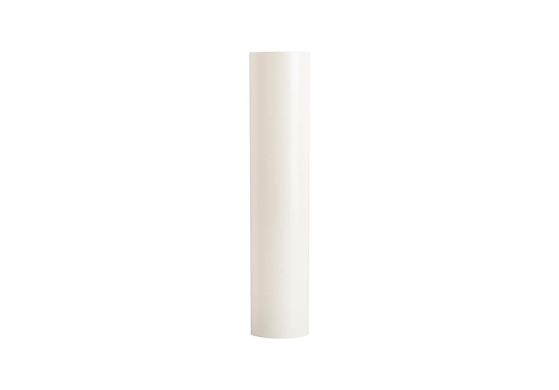"Cricut Premium Vinyl - Permanent, 12"" x 180"", Adhesive Decal Bulk Roll - White"