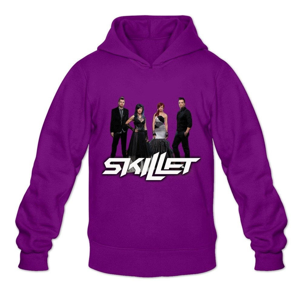 Amazon.com: Men's Skillet Cool Hoodies Sweatshirt Size US White ...