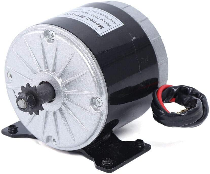 11 G/änge OUKANING 350W Permanent Magnetmotor Generator Perpetuum Mobile DC Motor