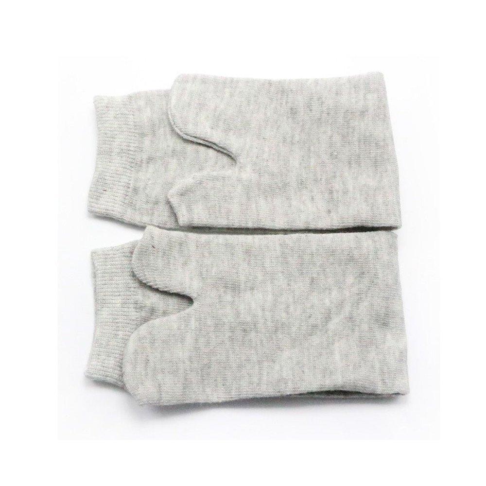 OKDEALS Unisex Japanese Kimono Flip Flop Sandal Split Toe Tabi Ninja Geta Socks