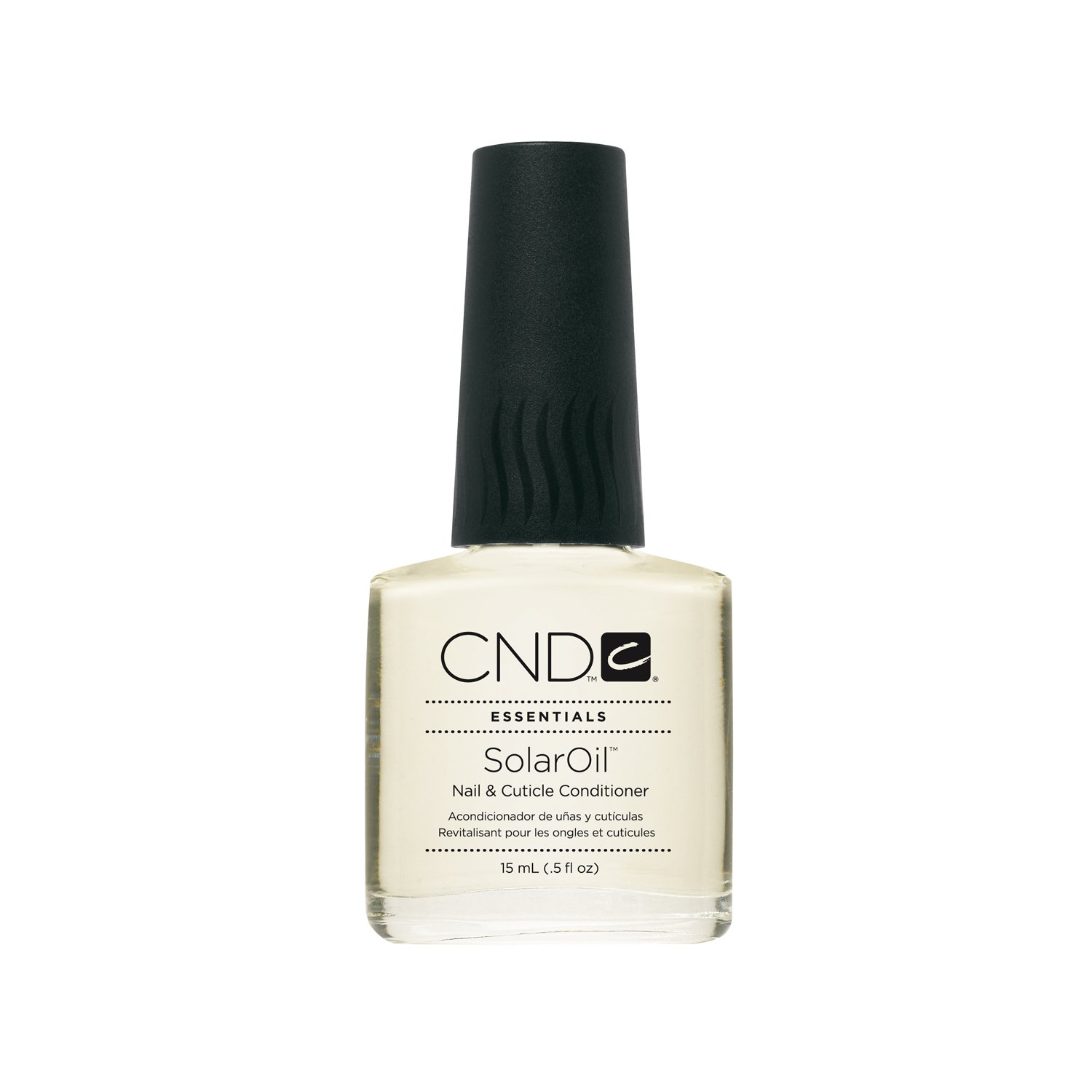 Cnd creative nail design cuticle solar oil