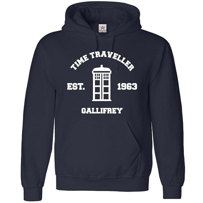 2 opinioni per Ispirato medico Time Travel felpa con cappuccio in adulto con cappuccio top