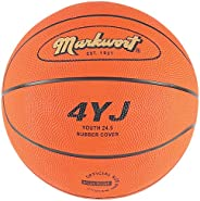 Markwort Youth Kids Size 4 Rubber Basketball