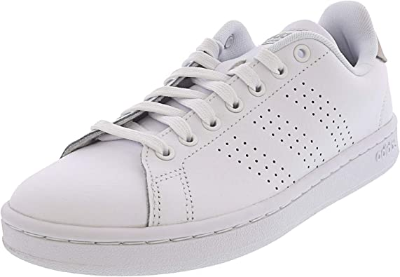 ir de compras microscopio Pez anémona  Amazon.com | adidas Performance Women's Vs Advantage Sneaker | Fashion  Sneakers