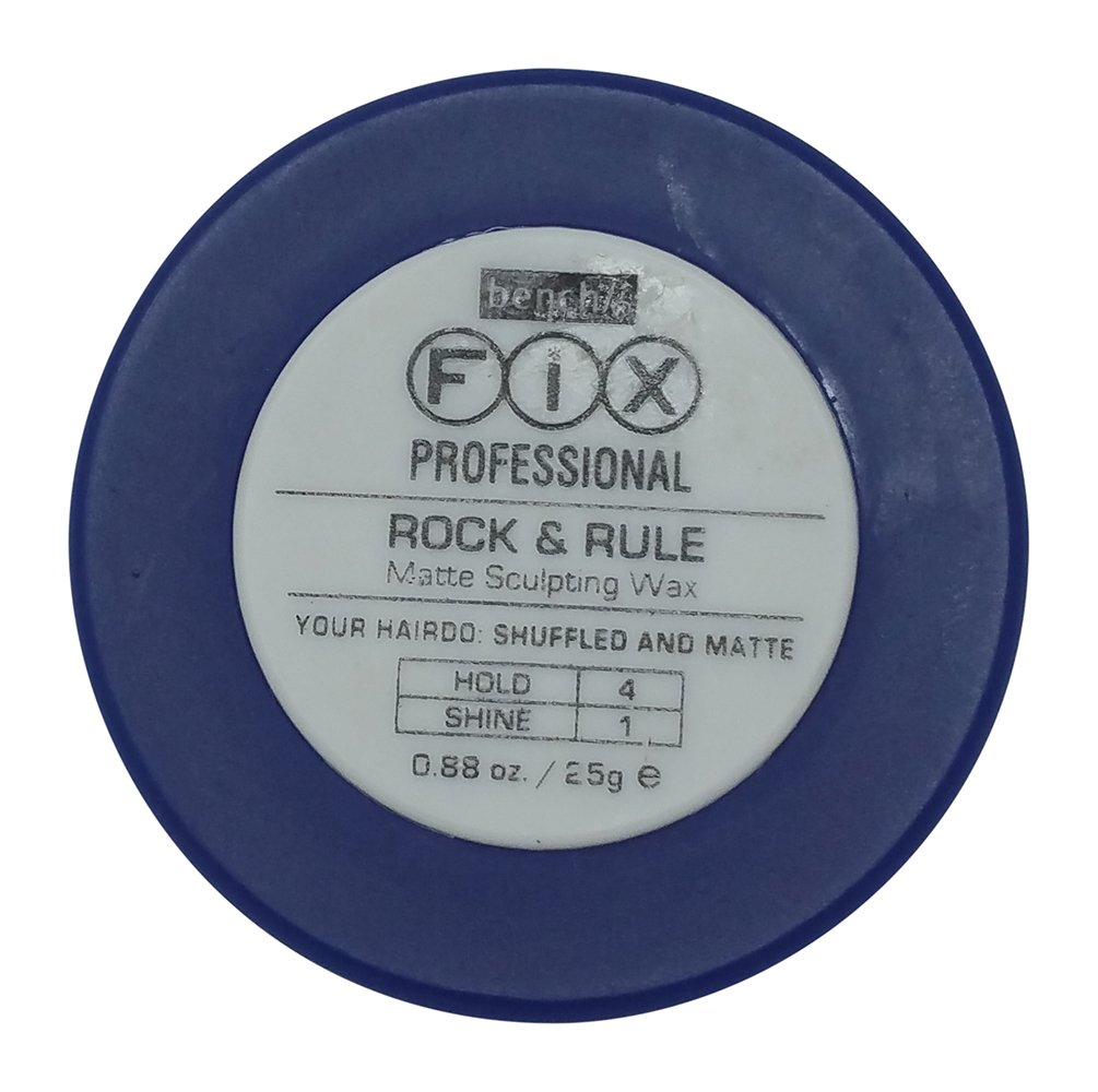 Amazon.com: bench/ Fix Professional Hair Care (Rock & Rule, 0.88 oz ...