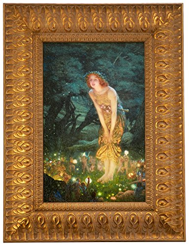 Design Toscano Midsummer Eve, 1908 Canvas Replica Painting: Small by Design Toscano