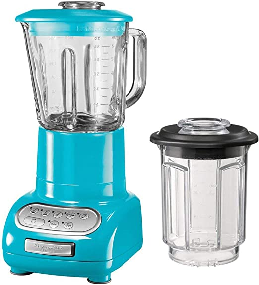 KitchenAid Artisan - Batidora de vaso azul: Amazon.es: Hogar