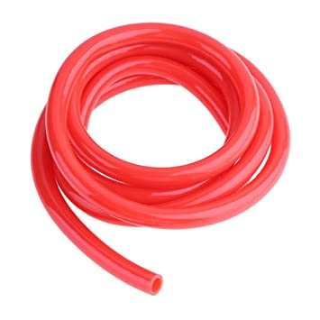 ID 8mm x OD 12mm 2m Computer PC Water Cooling Soft PVC Tube Transparent Tubing