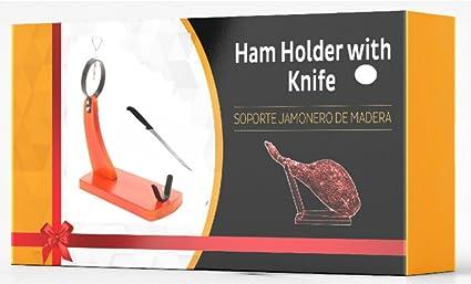 Amazon.com: H03 Quality Professional Serrano Iberian Ham ...
