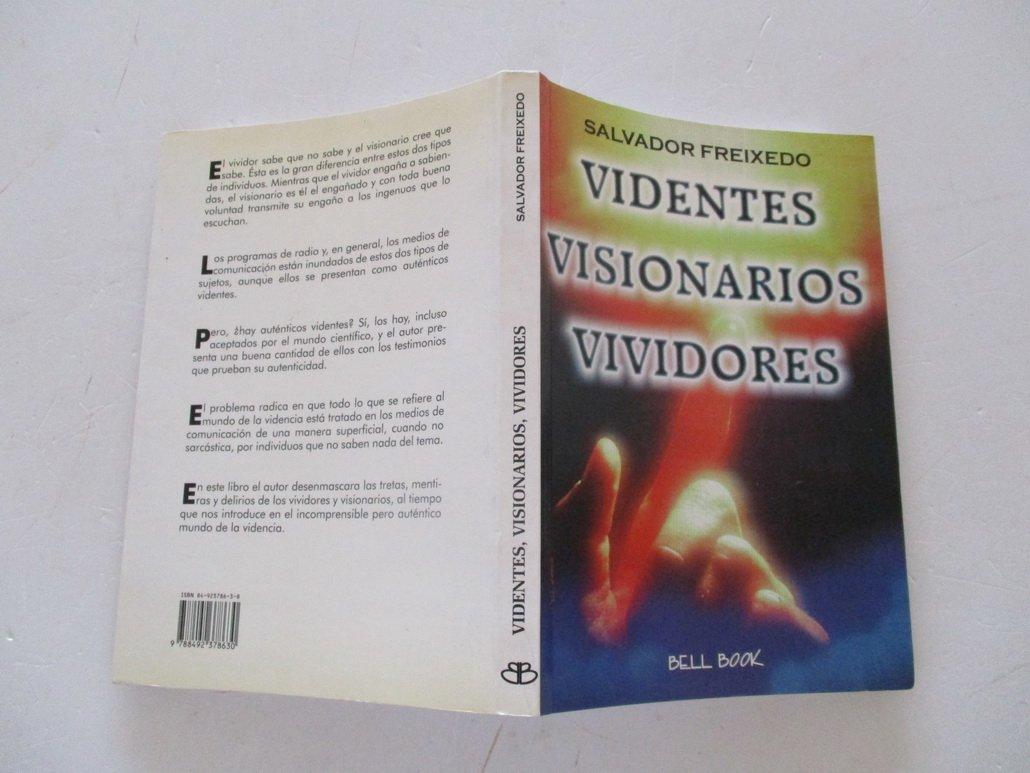 Videntes visionarios vividores (Spanish) Paperback