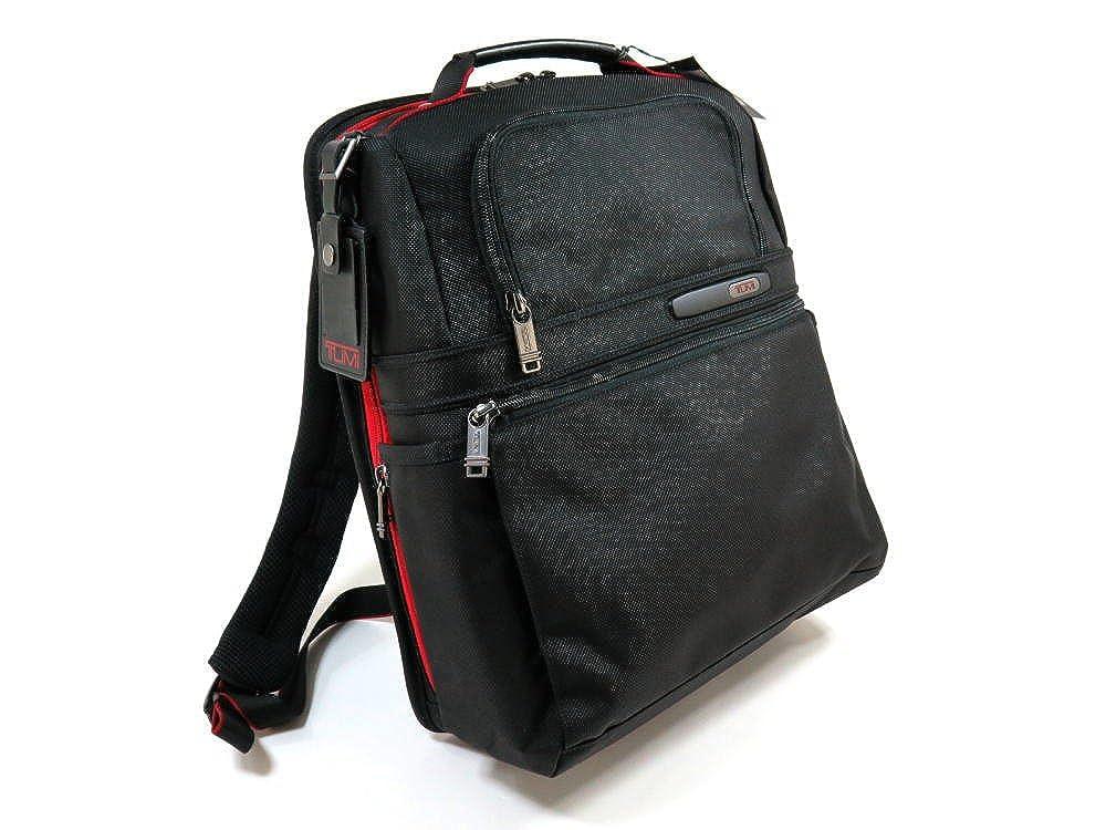 トゥミ(TUMI) 263177 Slim Solutions Brief Pack IDロック(個人情報保護) PC収納可能 バリスティックナイロン バックパック ビジネスバッグ 475 [並行輸入品] B076387ZH3