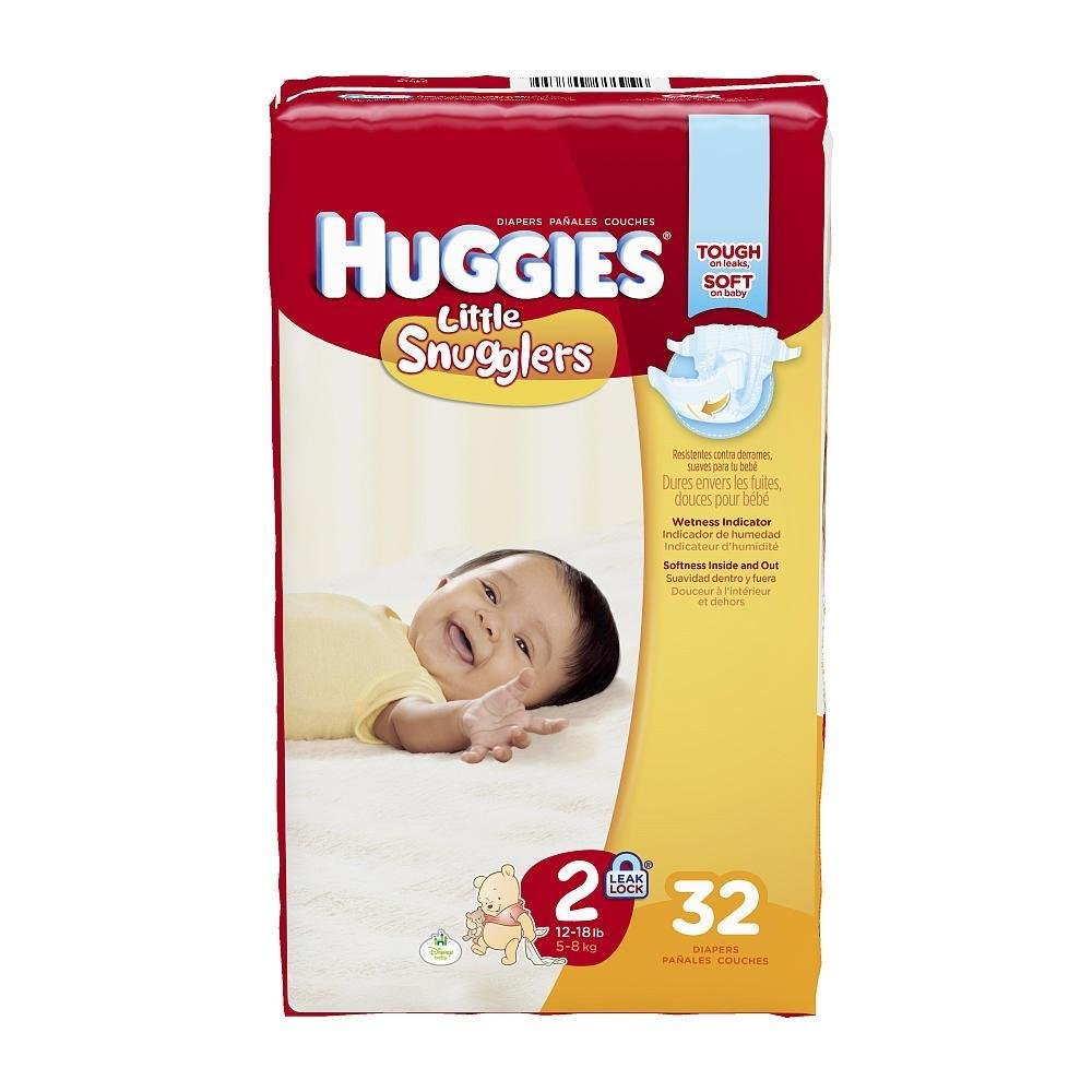 Amazon.com: Med Specialties - K-C40765 : Huggies Little Snugglers Diapers by Kimberly-Clark: Industrial & Scientific