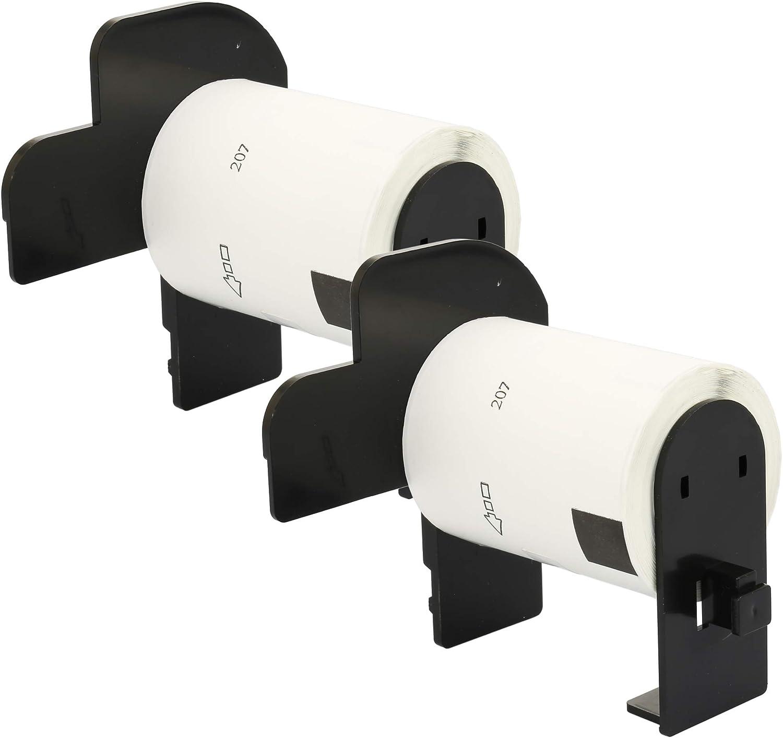 QL-1100 200 /Étiquettes par Rouleau pour Brother P-Touch QL-1050 QL-1050N QL-1110NWB Etiqueteuses DK-11241 102 x 152 mm Compatible /Étiquettes dexp/édition QL-1060N