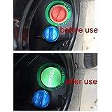 Vinkki Magnetic Diesel Fuel Cap for Dodge, Billet