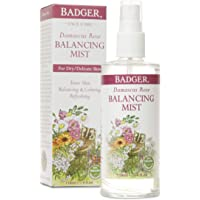 Badger Damascus Rose Balancing Mist, 118 milliliters