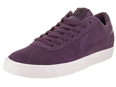 60ed255737 Amazon.com | NIKE Men's SB Bruin Zoom PRM SE Pro Purple/Pro Purple ...