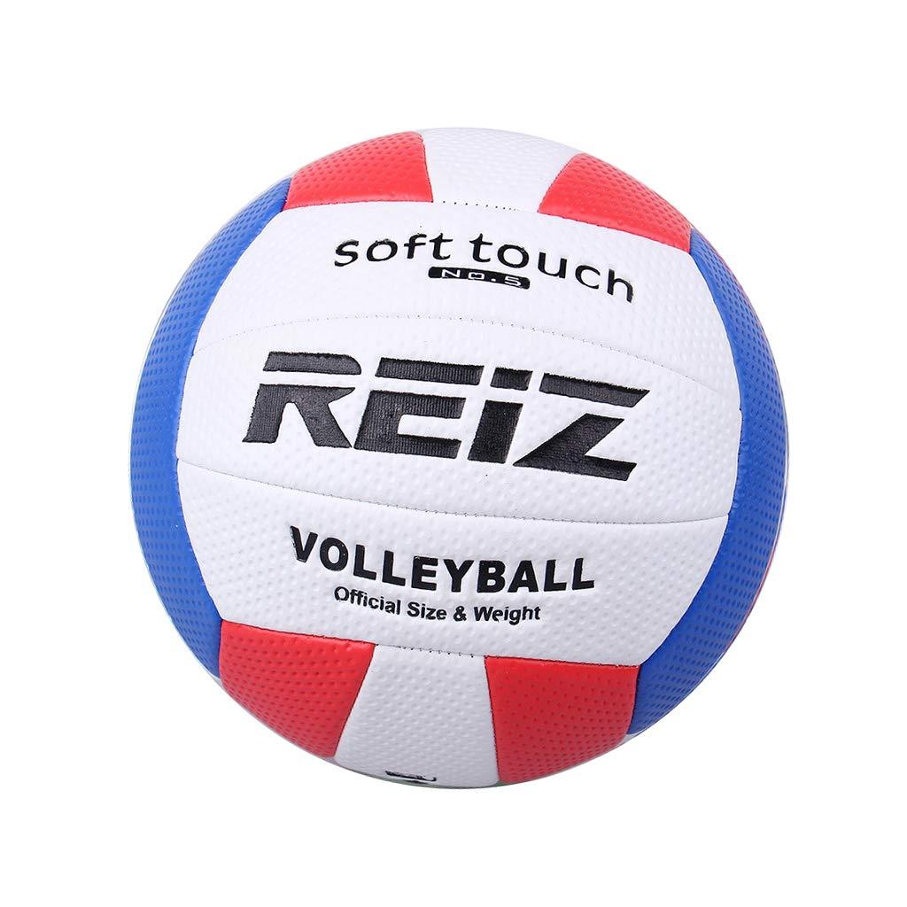 Toygogo Balón Voleibol de Entrenamiento Competición Juego al Aire ...