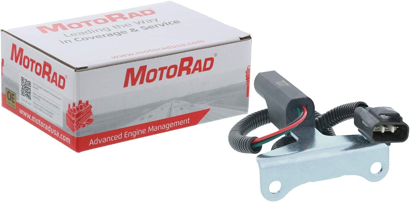 Ram 1500 Van Ram 3500 Van Fits select Dodge Durango MotoRad 1KR102 Crankshaft Sensor Ram 2500 Van
