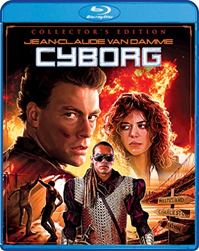 Blu-ray : Cyborg (collector's Edition) (Collector's Edition, Widescreen)