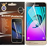 HR Wireless Screen Protector for Samsung Galaxy Sky J3 - Clear