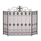 VERDUGO GIFT CO French Revival Fireplace Screen