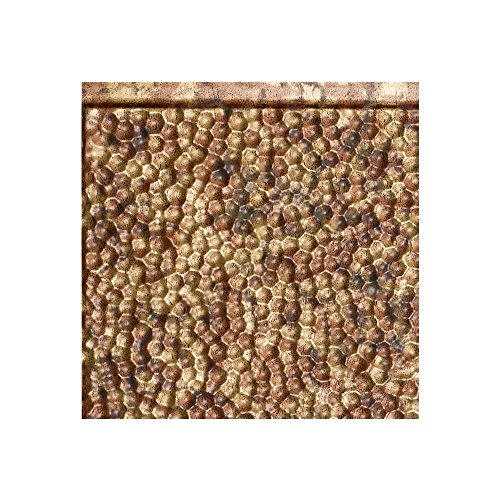 copper kitchen backsplash - 9