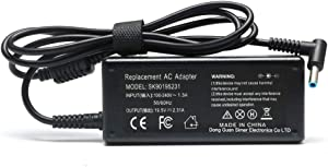 Lion-Tech 45W 19.5V 2.31A 4.5 3.0mm Replacement Laptop AC Adapter Charger Power Cord for HP Pavilion x360 Charger 15-f162dx 15-f205dx 15-f211wm 15-f215dx 15-f233wm 15-f271wm