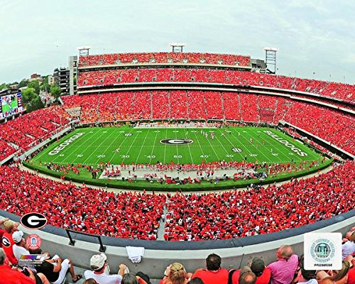 University of Georgia Sanford Stadium 8