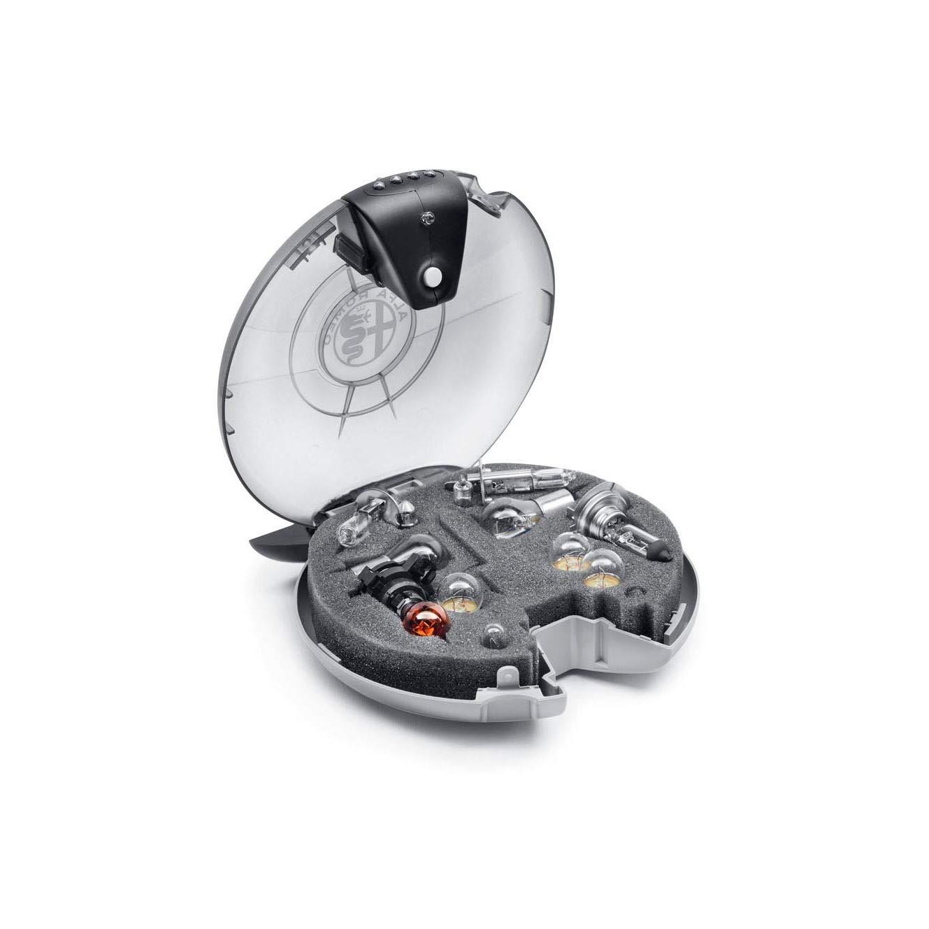 Alfa Romeo Stelvio/Giulia Breakdown/Emergency Bulbs Kit with LED Torch Alfa Romeo (Genuine OE)