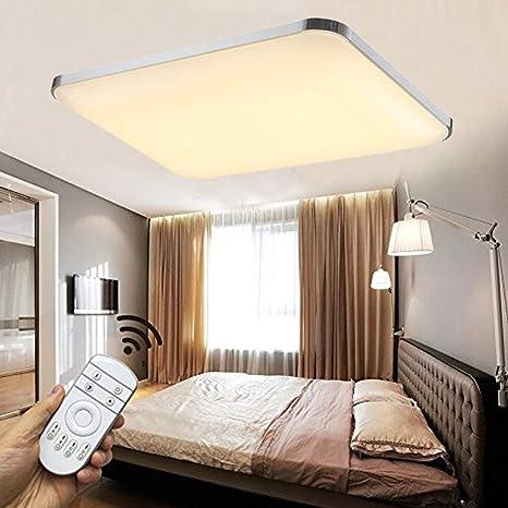 Stylehome - Lámpara de techo LED (90/100 w, luminosidad ...