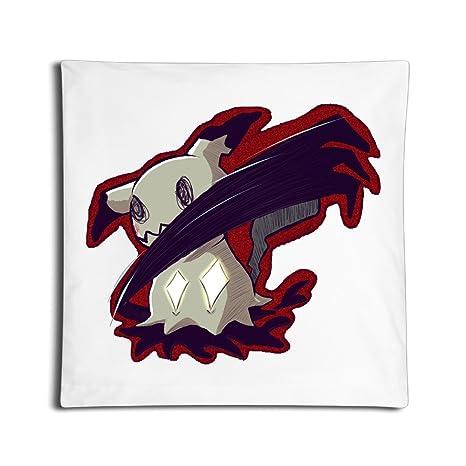 Tex algodón cuadrado manta funda de almohada cubierta ...