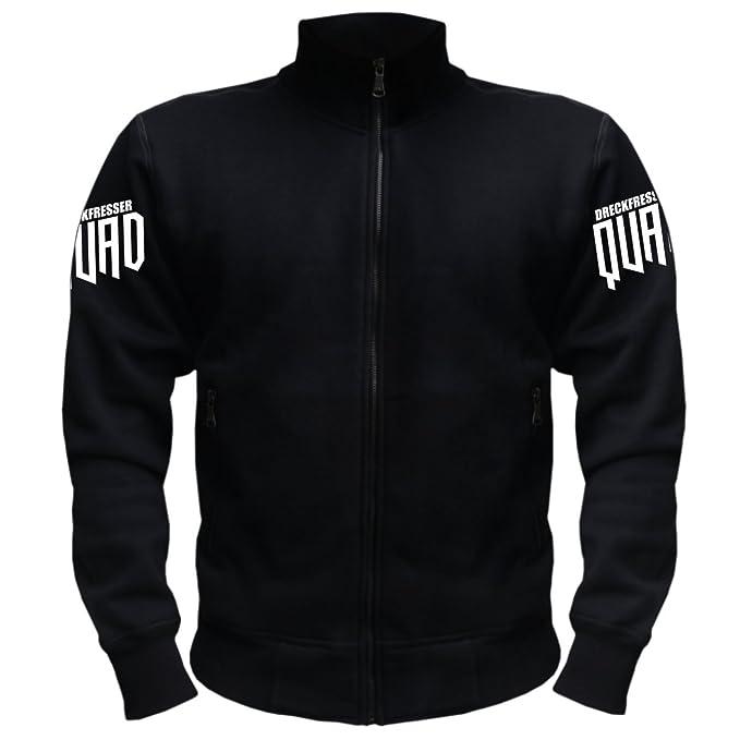 Hombres y chaqueta para hombre Quad Monster (con espalda ...