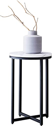 Depointer Modern Round End Table
