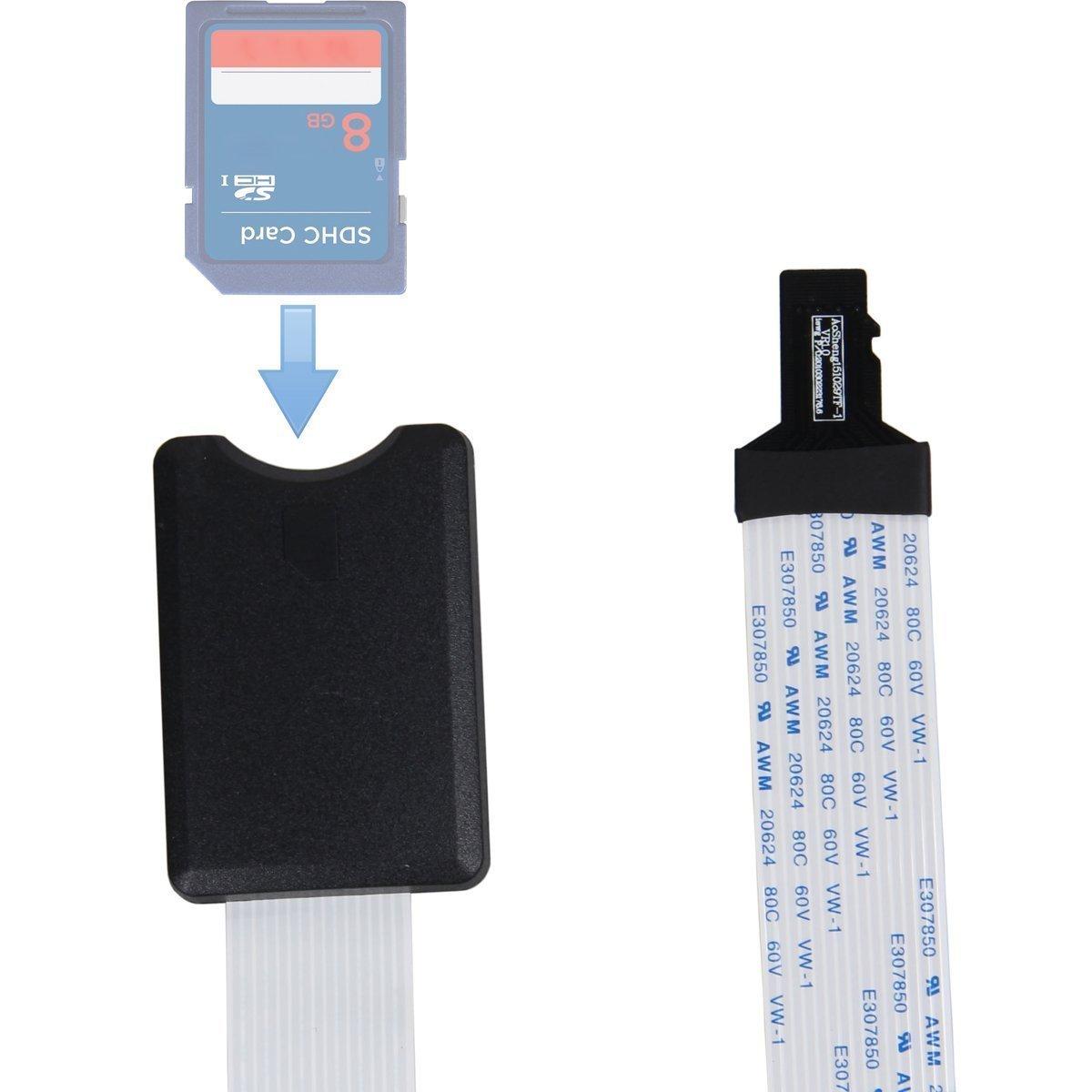 Winwill® TF Micro SD a la Tarjeta del SD Adaptador del Cable ...