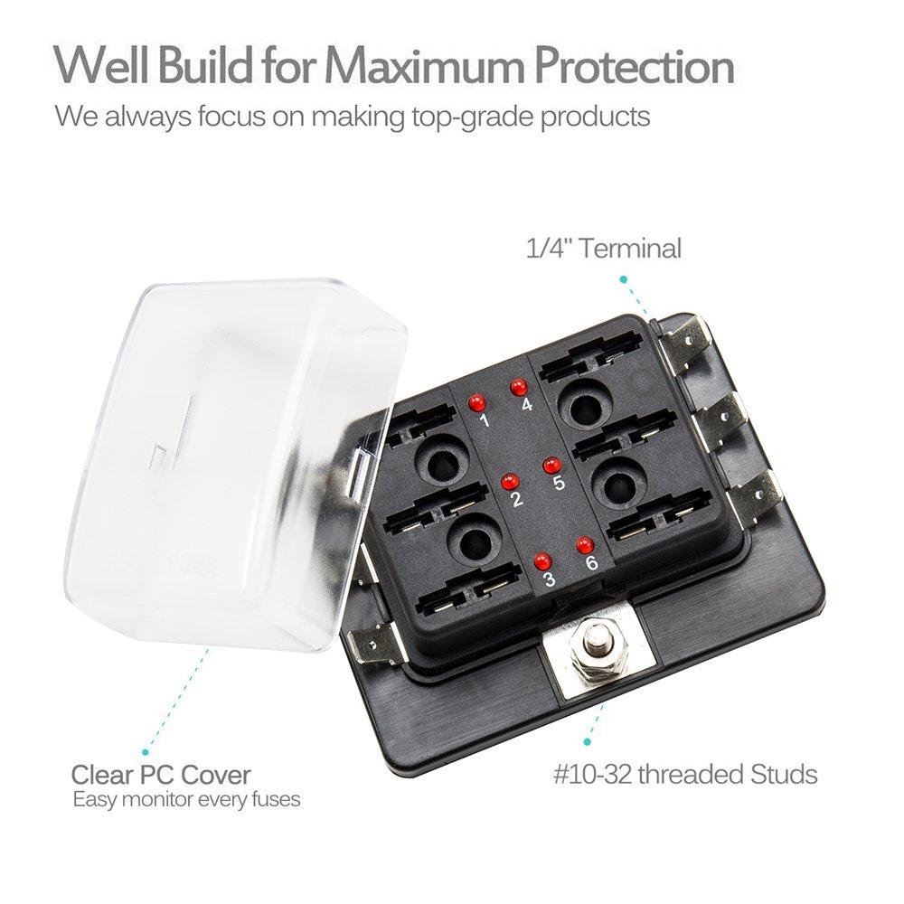 Bad Car Fuse 30 Amp Box - Wiring Diagram Go Bad Car Fuse Box on