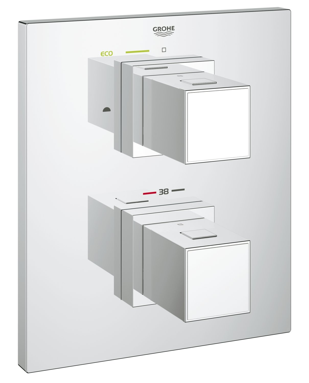 Frisch GROHE 19958000   Grohtherm Cube Thermostat: Amazon.co.uk: DIY & Tools ZX91
