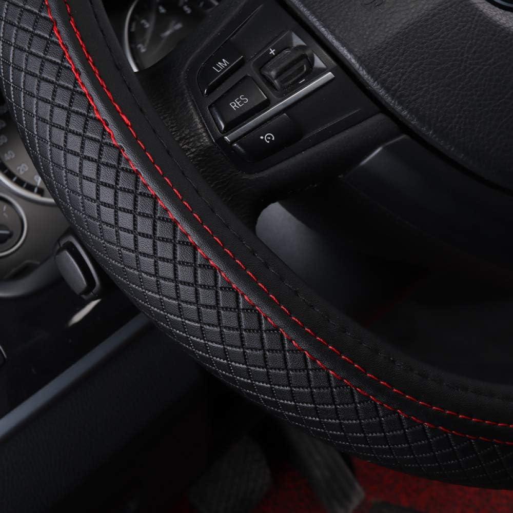 JXSMFXP Accessoires en Cuir antid/érapant pour Couvre-Volant pour Renault trafic 1 2 TRAFIC Combi