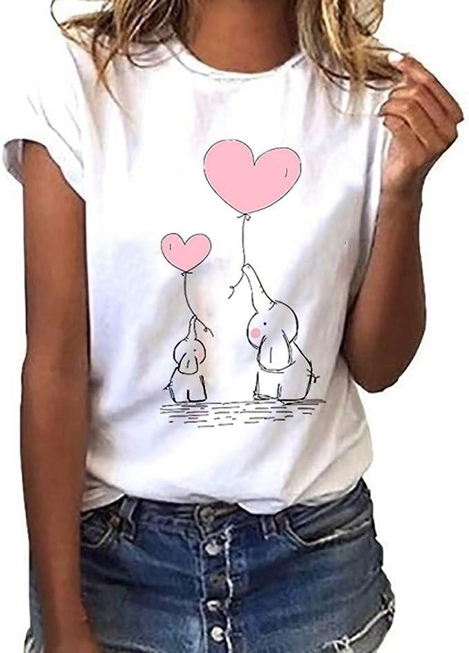 T shirt maglia maniche corte girocollo donna oversize fit