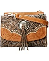 American West Heart Of Gold Texas Two Step Bag