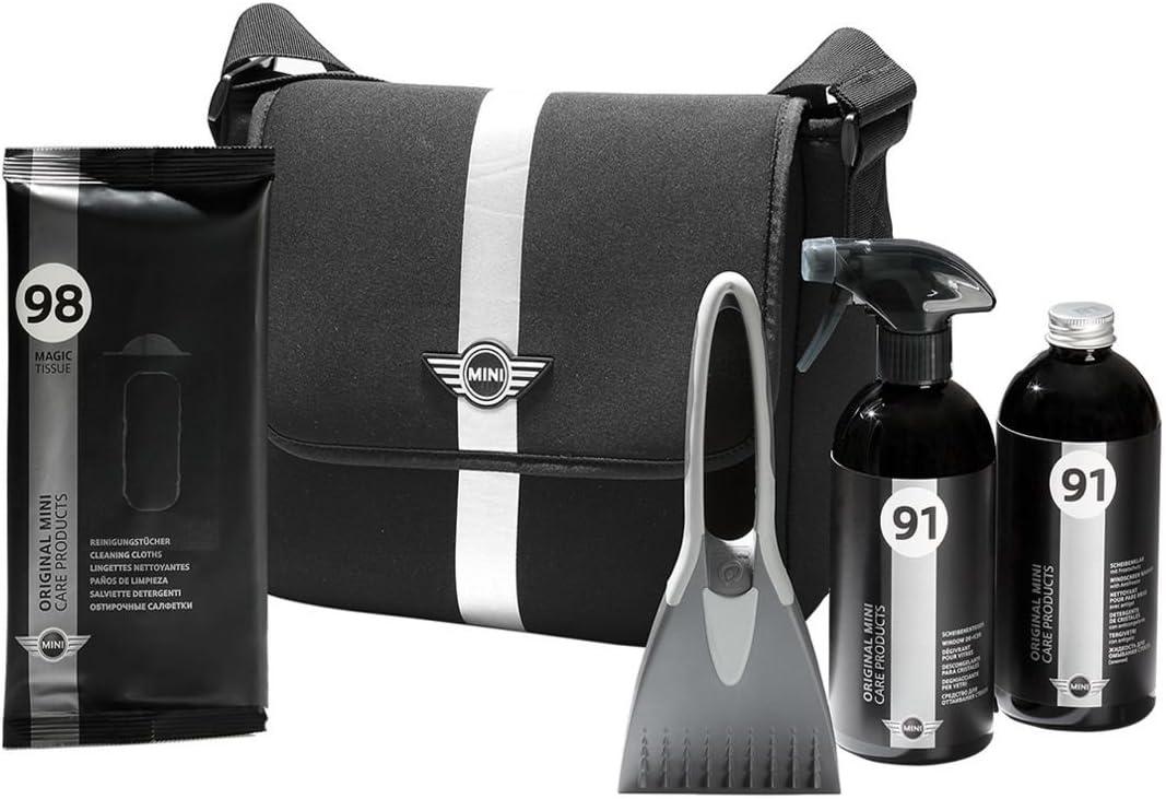 MINI Genuine Car Care Winter Kit with Neoprene Case Bag 83122365538