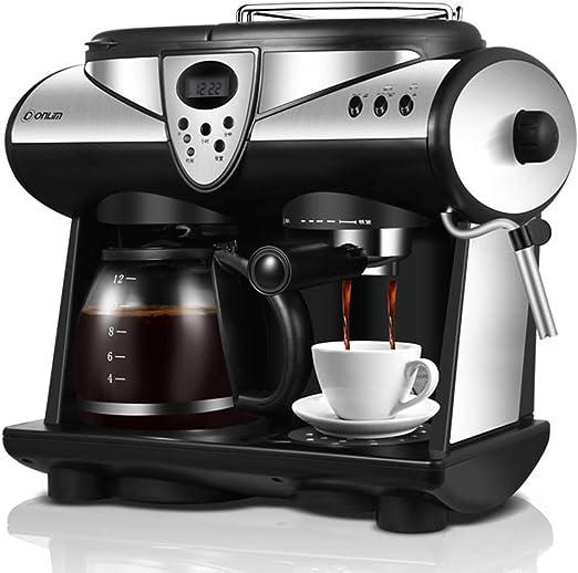 Totalmente automática Bomba de alto voltaje – Cafetera con profesional, – Máquina de espresso con 20 Bar en