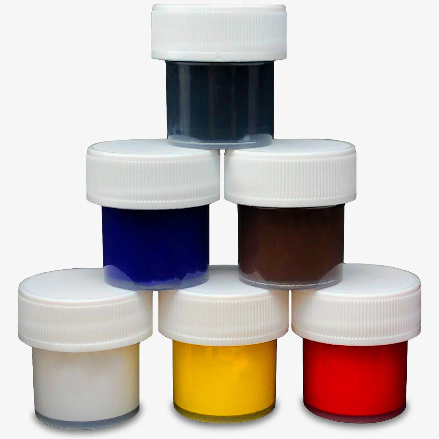 GELCOAT Pigment KIT - Mix with Polyester Resin, Gel Coat for Color  Matching, Scratch and Blending: Amazon.in: Industrial & Scientific