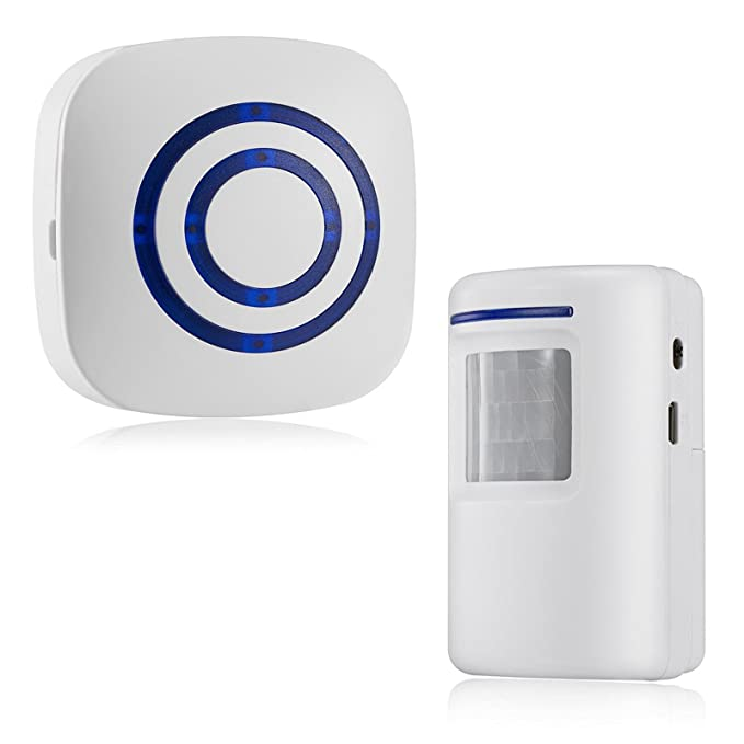 HappyCell Wireless PIR Motion Sensor Doorbell