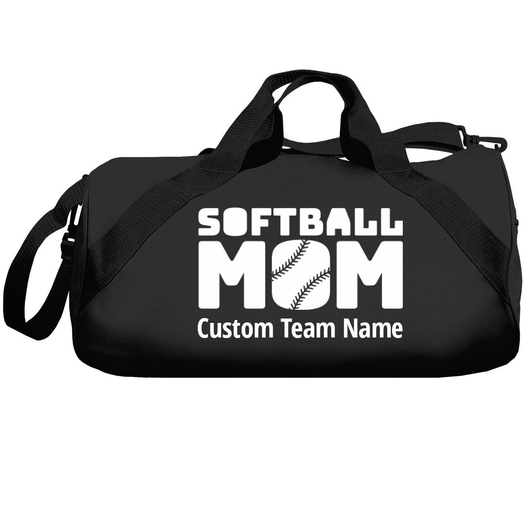 Traveling Softball Mom Customized: Liberty Barrel Duffel Bag