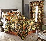 Mexican Fiesta Comforter Set (not reversible) Queen